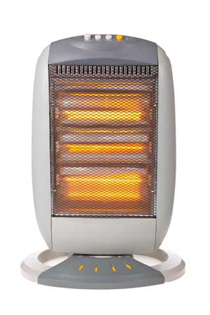 Photo of space heater
