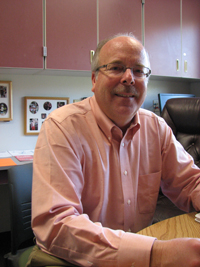 Photo of Morgen Owings Elementary Principal Jeff Peck