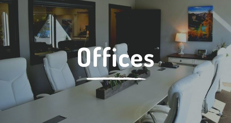 commercial office banner