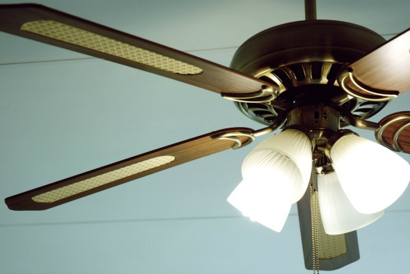 Photo of ceiling fan