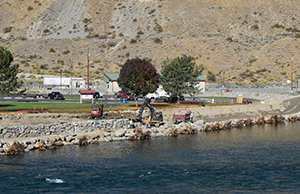Chelan Powerhouse Park Restoration