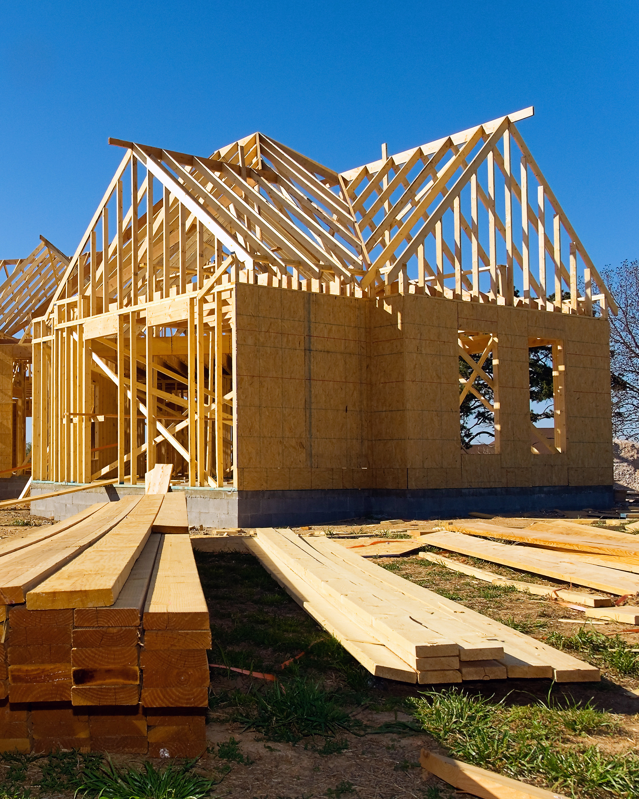 New construction pilot program home