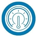 icon of thermostat