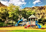 Photo of the Playground at Rocky Reach Park
