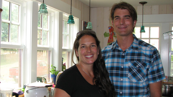 Amie and Jason Shattuck