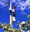 Photo of a power pole