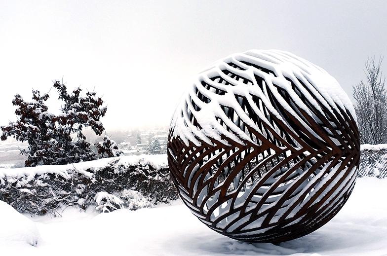 Winter in Wenatchee
