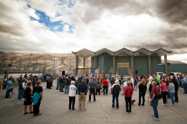 Image for Rocky Reach Dam Visitor Center